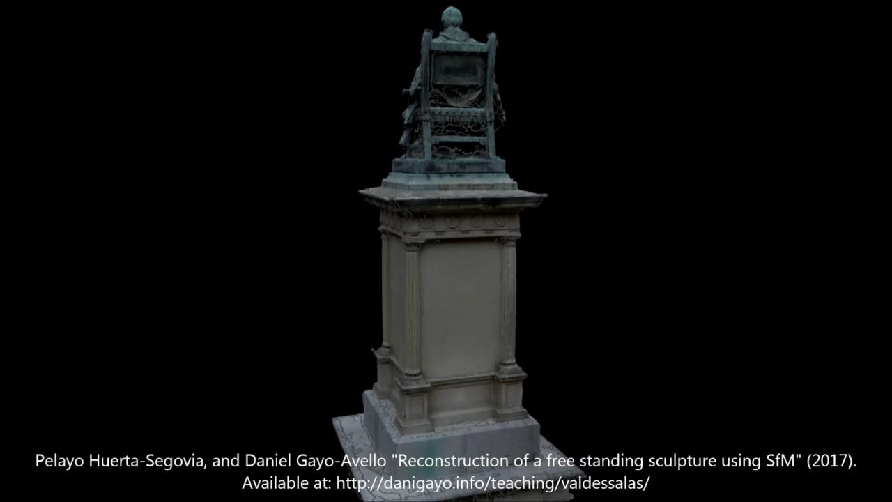 Fernando Valdés Salas Free Standing Sculpture Youtube