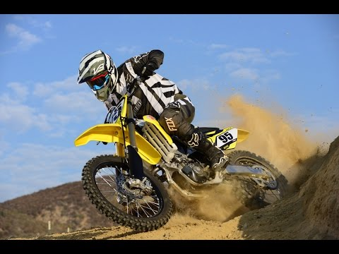 2018 suzuki rm125. simple rm125 new 2018 model suzuki rmz 450 bike first look to suzuki rm125