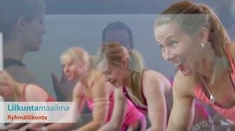 Liikuntamaailma Tampere ja Nokia esittely