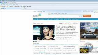 Internet Explorer 8 Hide Toolbars From View Youtube