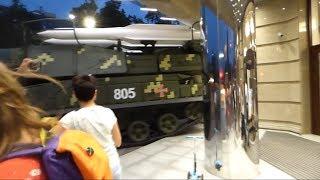 Бог послал БУК журналистам! В Киеве БУК протаранил ТЦ. В метре были десятки людей