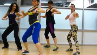 Roxy Fitness - WATCH OUT FOR THIS (BUMAYE) by Major Lazer featuring Busy Signal DANCEHALL