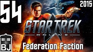 Let s Play Star Trek Online (2015) Federation - 54 - Where Angels Fear to Tread