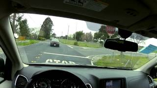 2012 Chrysler Town and Country Vehicle Test Drive near Santa Rosa Dodge in California