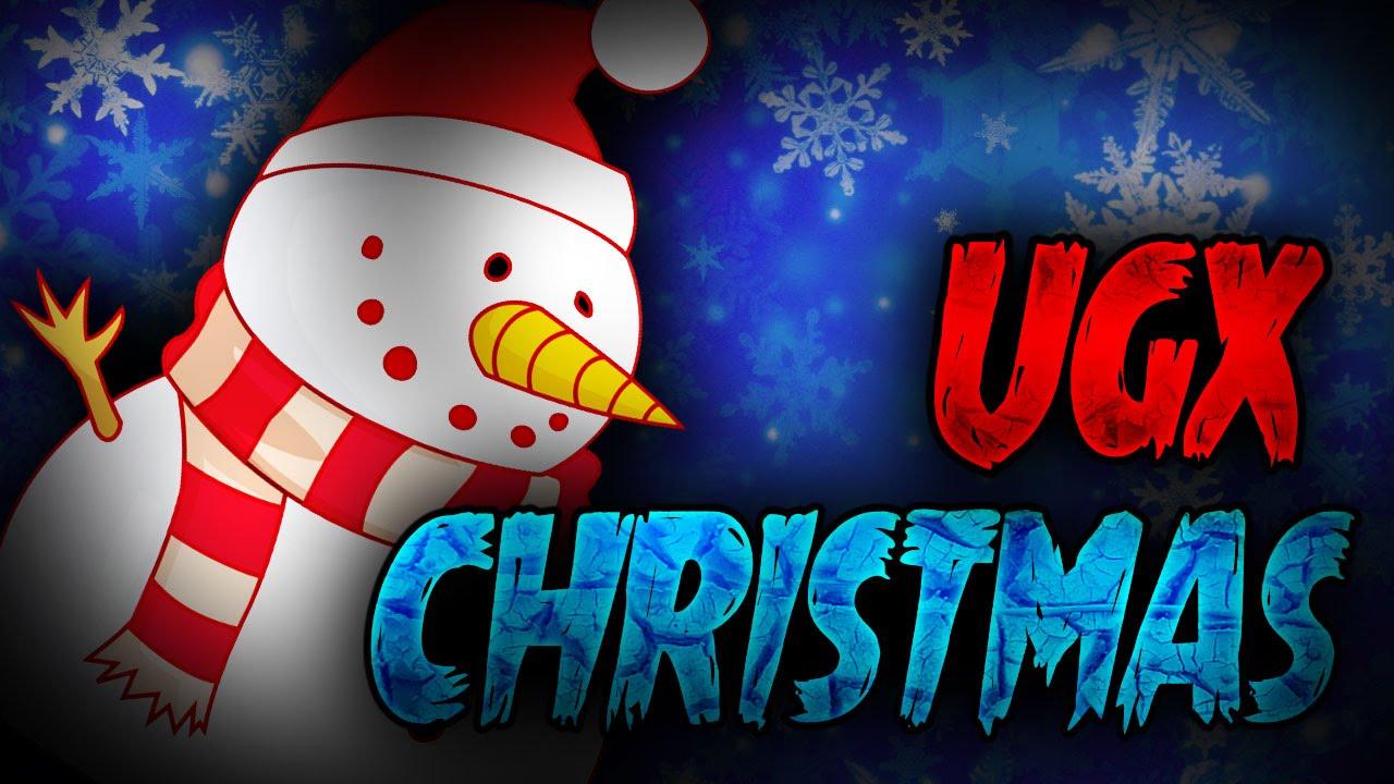 Custom Zombies CHRISTMAS SPECIAL - UGX CHRISTMAS | iNnFeR - YouTube