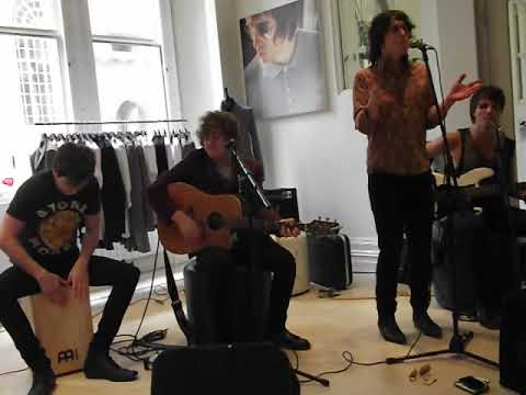 The Struts - You And I Acoustic 2012