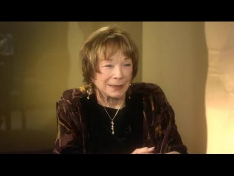 Shirley MacLaine on