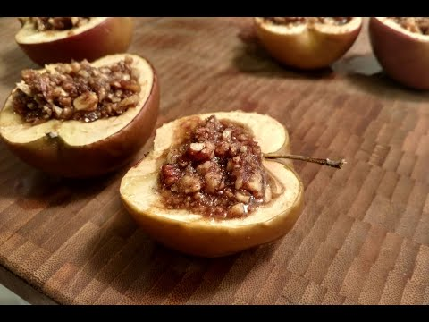How to make walnut-stuffed baked apples: Recipe from the PennLive test kitchen