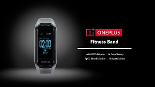 OnePlus Fitness Band - Officially in India - First Look | Price Revealed
