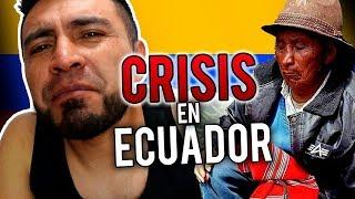 🔴CRISIS EN #ECUADOR estado de excepción TOQUE DE QUEDA (opinión)🇪🇨😭