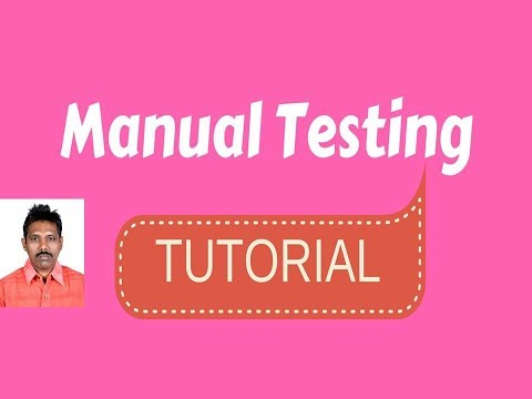 Introduction To Software Testing|Software Testing Tutorial|G C Reddy|