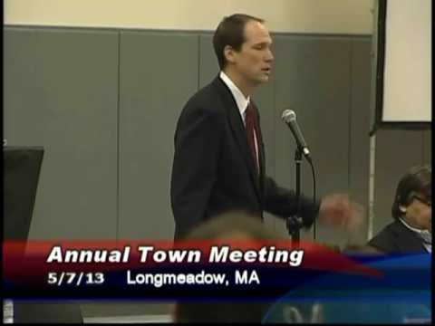 """Town Manager Responds to """"No Capital Plan"""" Criticism"""