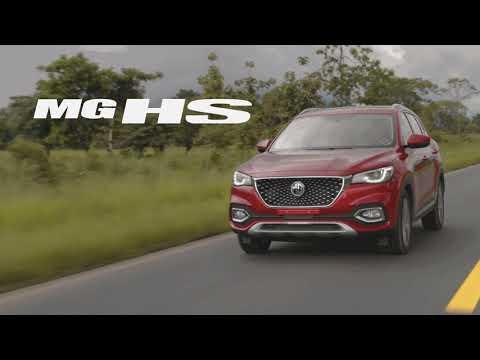 MG HS - el SUV más equipado del mercado