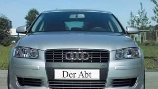 ABT AS3 - Audi A3 2008 Videos