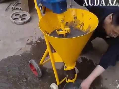 XZ13 Mortar Grouting