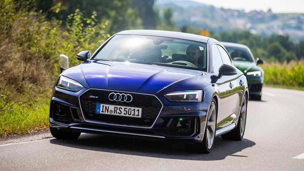 must watch  2019 audi rs5 coupe review