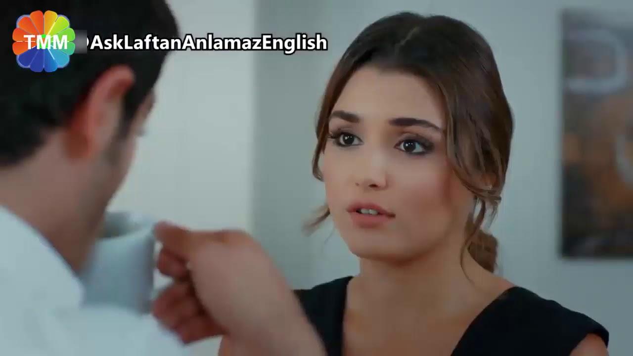 Ask Laftan Anlamaz Episode 13 Part 12 English Subtitles Youtube