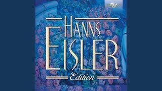 """2 Stücke, Op. 21: I. Litanei vom Hauch """"Einst kam ein altes Weib einher"""""""