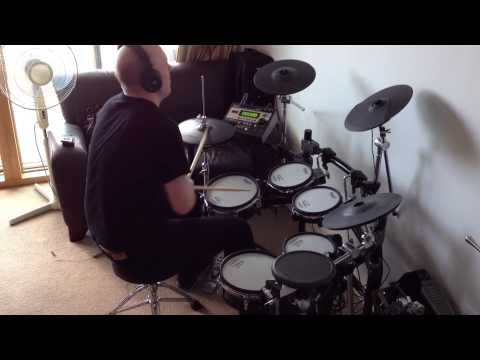 The Police - It's Alright For You (Roland TD-12 Drum Cover)