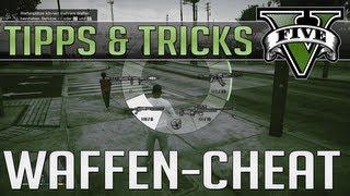 GTA V - WAFFEN-CHEAT - Tipps & Tricks #3
