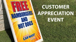 Car-Mart Customer Appreciation Event