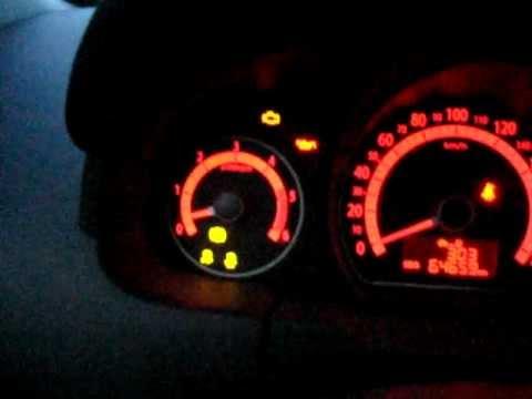 Kia ceed diesel cold start -28 C (-18.4 F) - YouTube