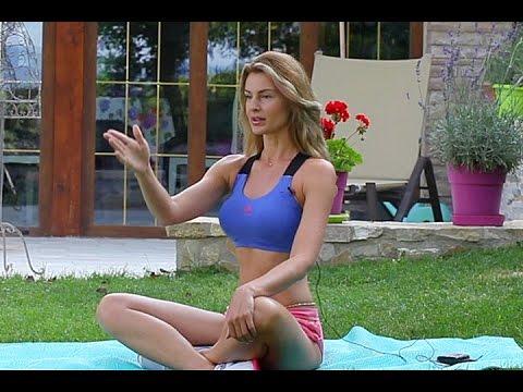 КОРОЛЕВСКАЯ ШЕЯ ЗА 6 МИНУТ. Комплекс упражнений для ИДЕАЛЬНОЙ ОСАНКИ (Katya Energy)