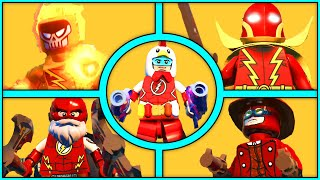 12 MultiVerse LEGO Flash Designs You Have Never Seen!   Blitzwinger
