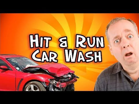 Hit & Run Car Wash Prank