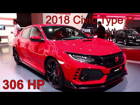 2018 Honda Civic Type R Review: Engine HP, Price And More