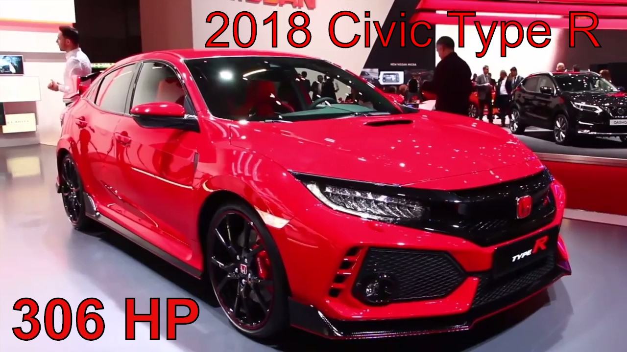 2018 honda civic type r review engine hp price and more youtube. Black Bedroom Furniture Sets. Home Design Ideas