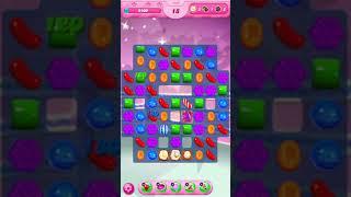 Play candy Crush saga level 1569