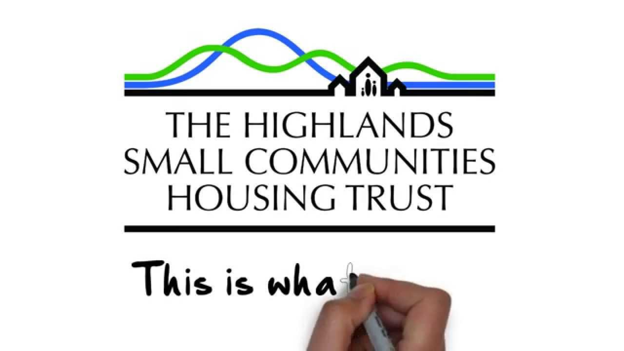 The Highlands Small Communities Housing Trust Youtube