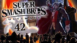 SUPER SMASH BROS. ULTIMATE 👊 #42: Gegen den Vampir und dunklen Lord Dracula