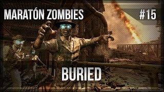 Maratón Zombies El Mapa Más Fácil Del Universo Buried 15