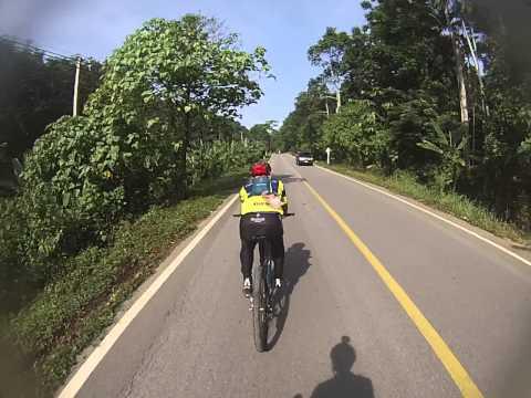 MTB 3/7 จักรยานเสือภูเขาทางเรียบ & เสือหมอบ อ.นาทวี จ.สงขลา