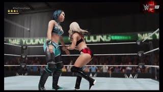 Toni Storm vs. Mia Yim - Quarter Finals Match | WWE Mae Young Classic: October 17, 2018
