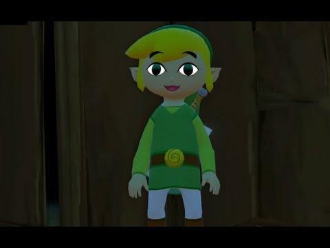 The Legend of Zelda: The Wind Waker HD - Part 2 Forsaken Fortress & Windfall Island
