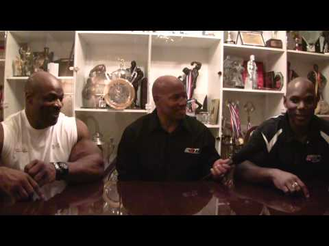 MD Roundtable with Shawn Ray, Ronnie Coleman, and Flex Wheeler