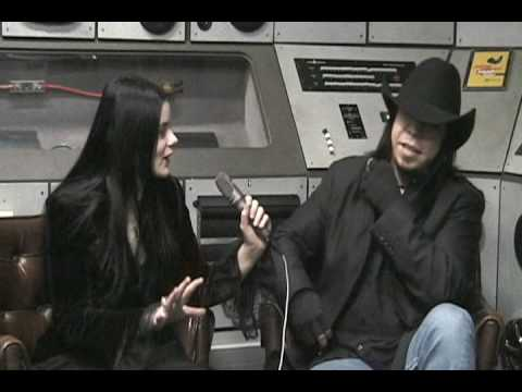 Part 1 Sin Quirin from Ministry and Revolting Cocks Interview with Colette Claire Jan 2010