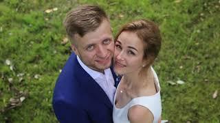 Свадебный фильм | love story Игорь & Юля - день свадьбы 28.07.2018