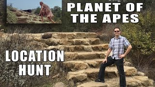 Planet of the Apes Location Hunt (2018)