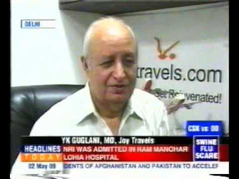(joy-travels.com) - Indian Tour Operators/Travel Agents