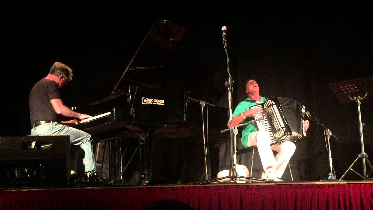 Stefano Cantini ed Antonello Salis al teatro di Altidona (FM) - fisarmonica  e piano - YouTube
