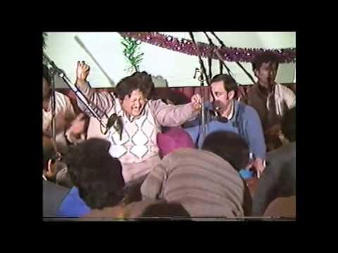 Tere Buhe Aa Behna - Ustad Nusrat Fateh Ali Khan - OSA Official HD Video