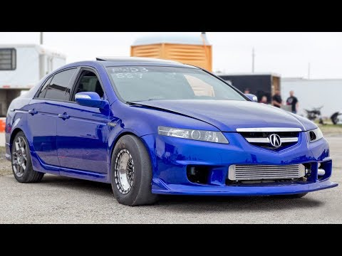 A TURBO Acura TL? That's A First For Us!