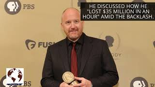 Louis C.K.  makes comedy club appearance and talks about the misconduct allegations