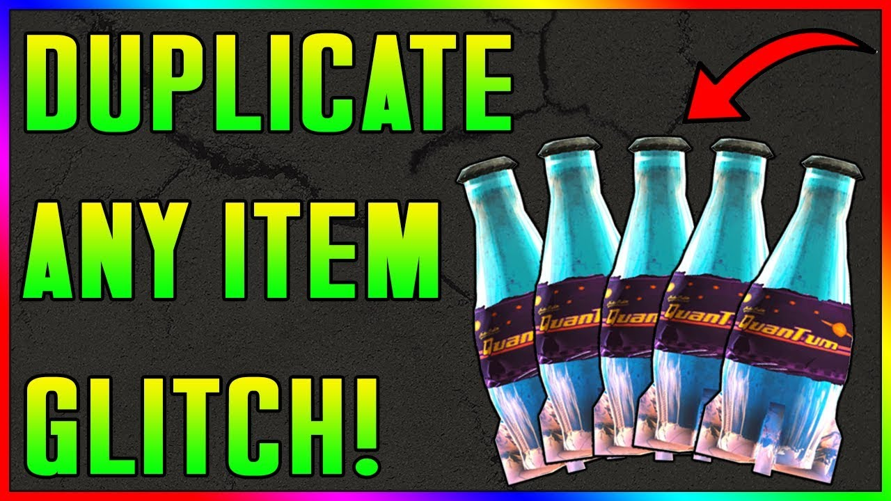 Fallout 76' Duplication Glitch: How to Copy Any Item You Want