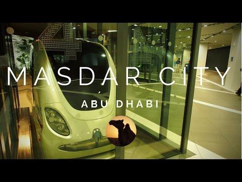 Abu Dhabi Masdar city