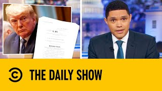 Articles Of Impeachment Officially Brought Against Trump | The Daily Show With Trevor Noah